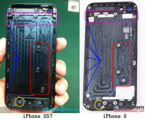 iPhone-5S_nowhereelse تصاویر قدیمی ترین نمونه ی اولیه آیفون به بیرون درز کرد