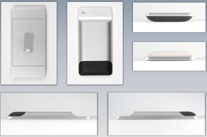 iphone_allthingsd تصاویر قدیمی ترین نمونه ی اولیه آیفون به بیرون درز کرد