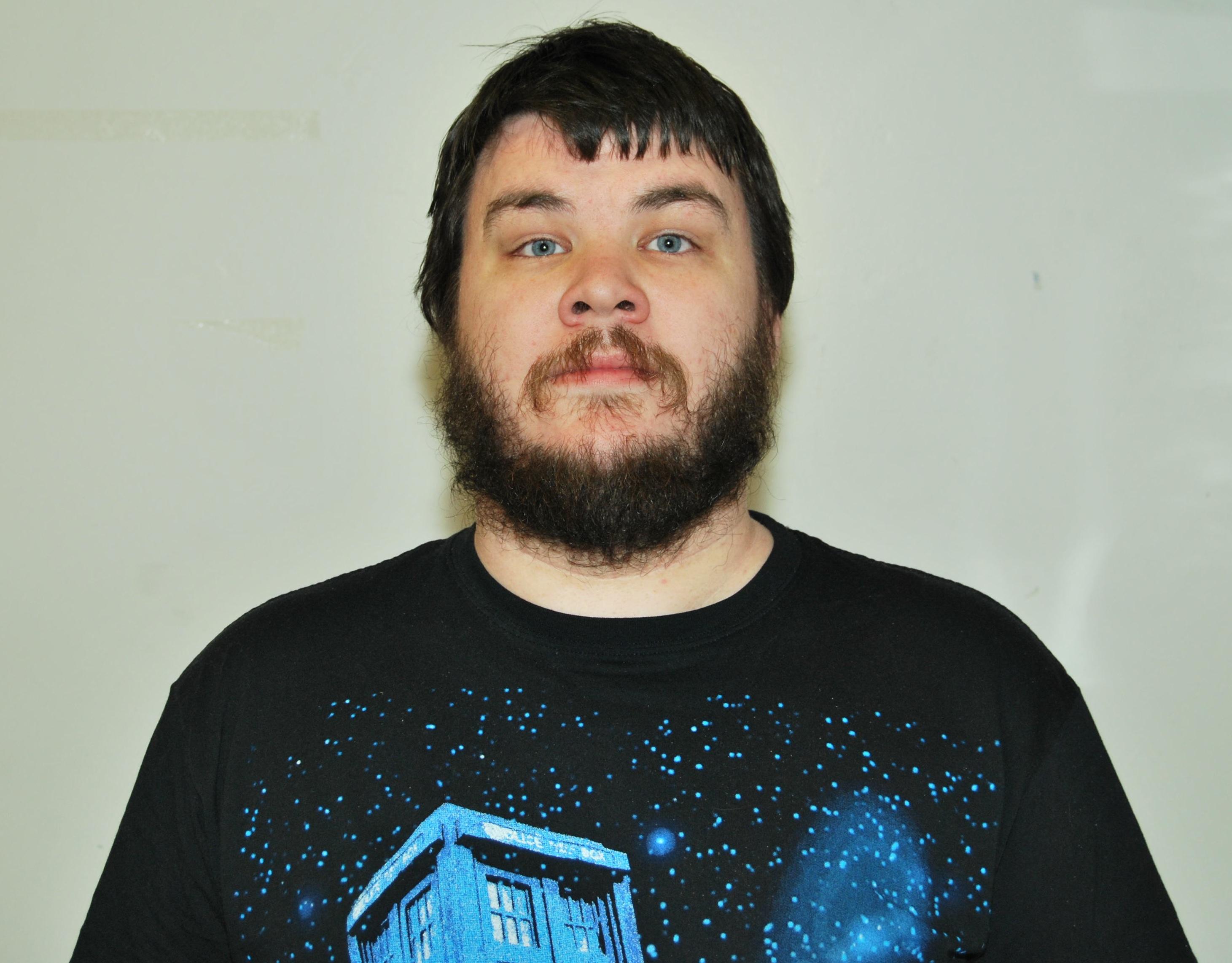Raspbian project co-leader Peter Green.