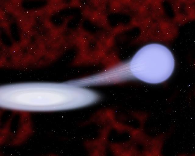 can a white dwarf explode - photo #17