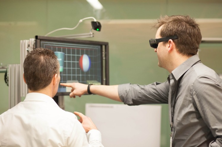 A look at how Microsoft might use the 3D Haptic Touch in the medical field.