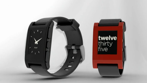 Hands on with the pebble watch a handy device with a lot of potential ars technica for Pebble watches