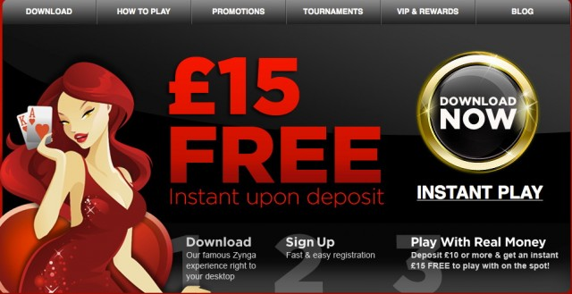 Instant Play Poker Sites, Best Online Poker Site