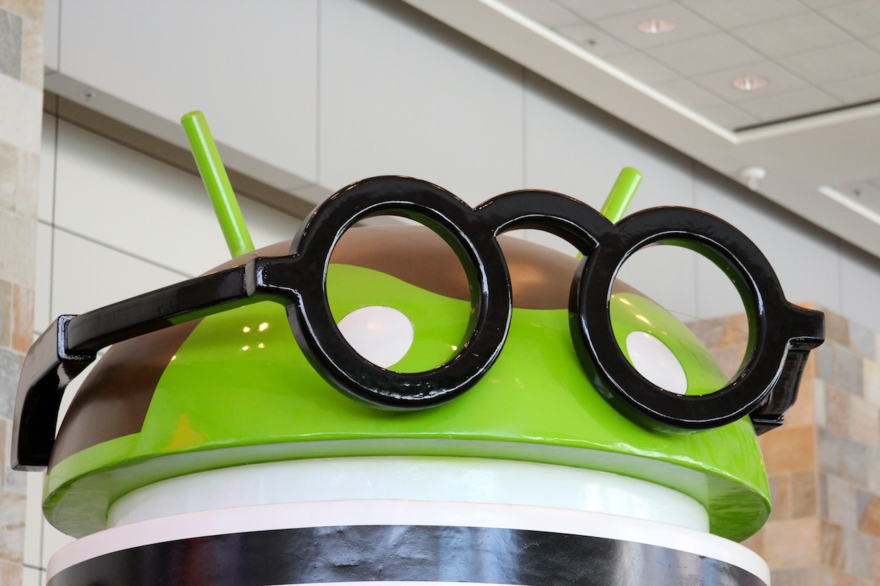 A second look at Google I/O: Androids, robots, and the show floor | Ars Technica