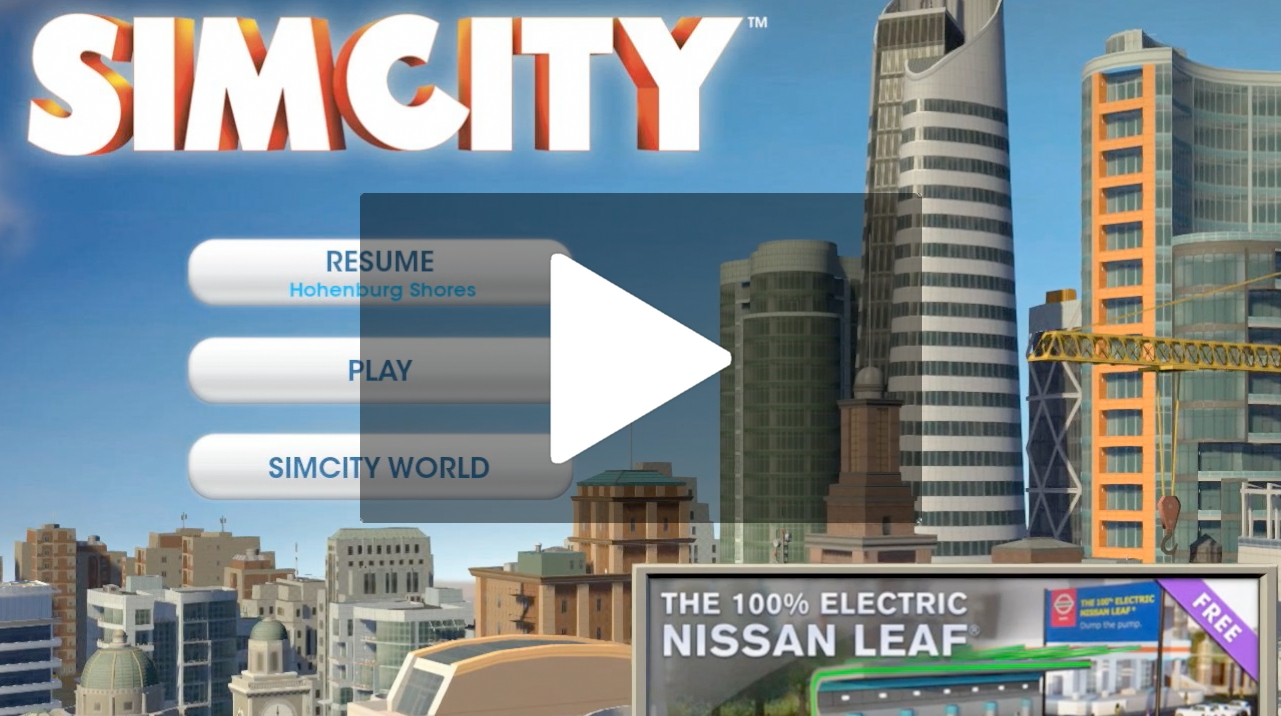 Video: Reboots that need the boot, part 2—SimCity | Ars Technica