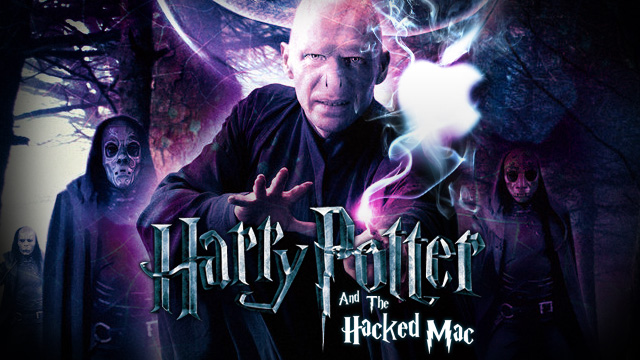 SpecialisRevelio! Macs use Harry Potter ...