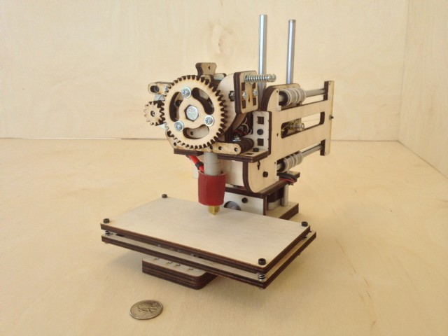 The Printrbot Simple Beta retails for $299.