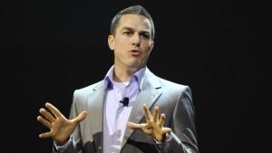 EA Executive Vice President Andrew Wilson.