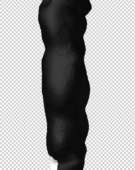 The new Texture method paints flawlessly across my ZBrush icicle mesh.