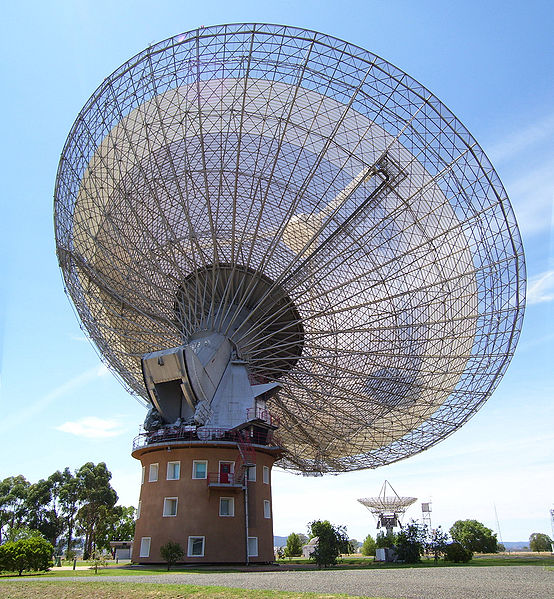 Mysterious radio bursts come from outside our galaxy