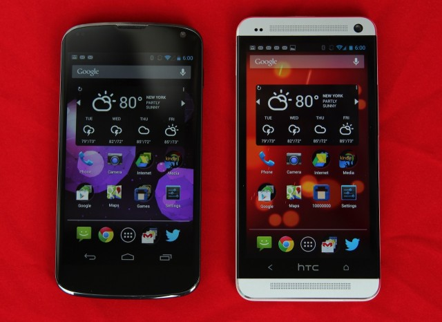 The Google Play edition of the HTC One is the perfect mid-cycle replacement for the Nexus 4.