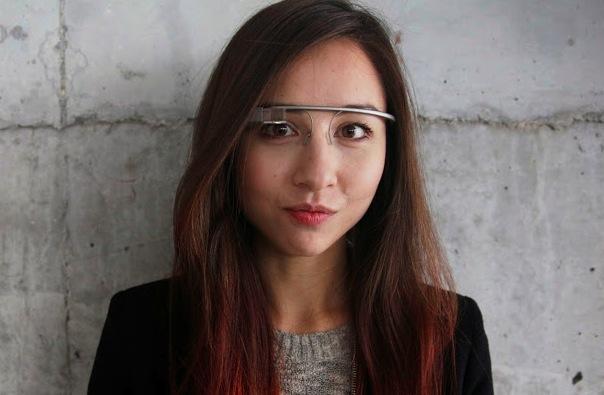 Marketing of google glass