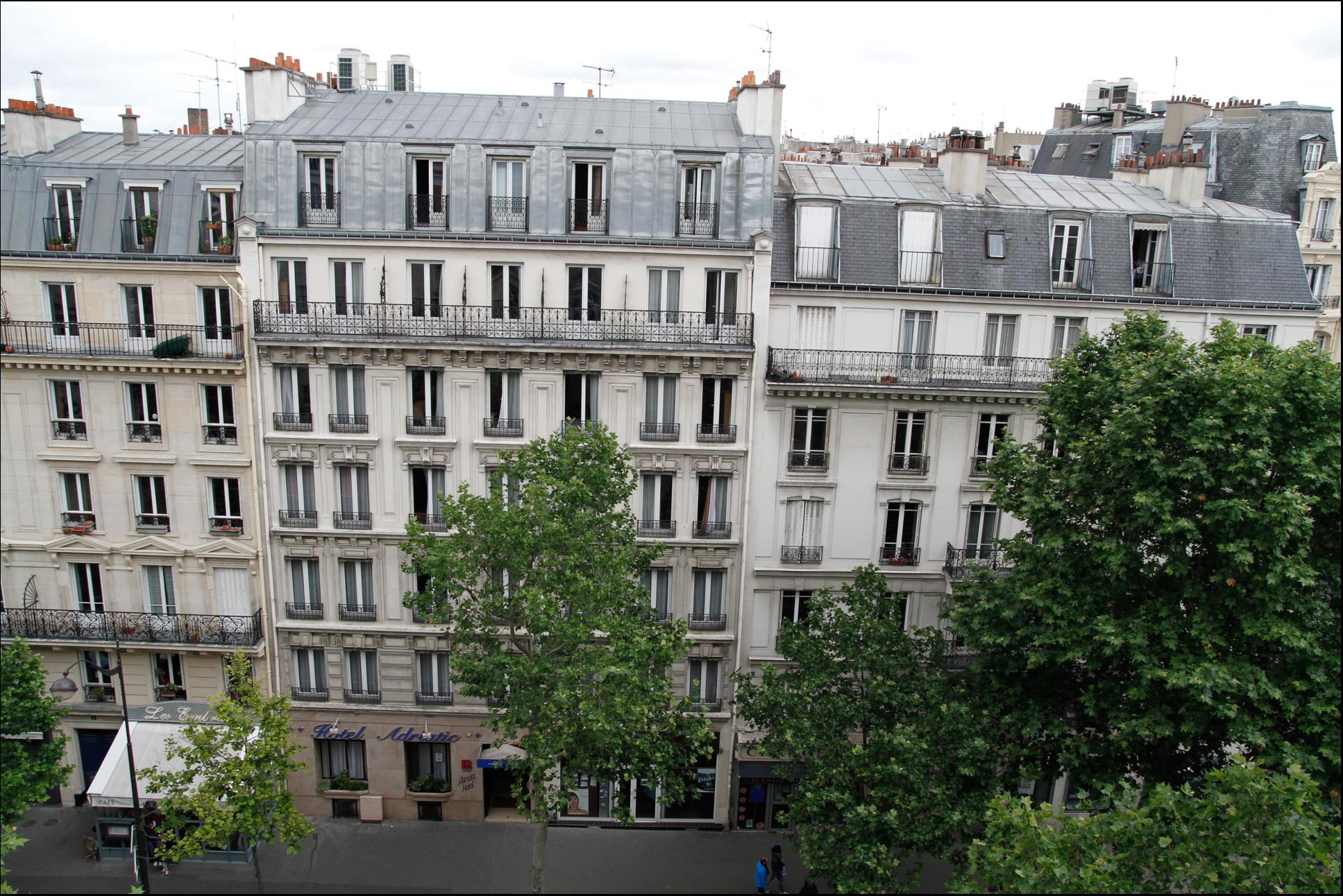 Paris shot before.