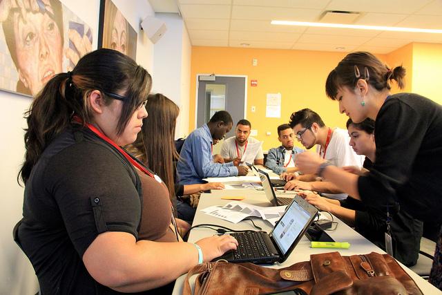 Mikva Education Council #CivicSummer Session at Tribeca Flashpoint.
