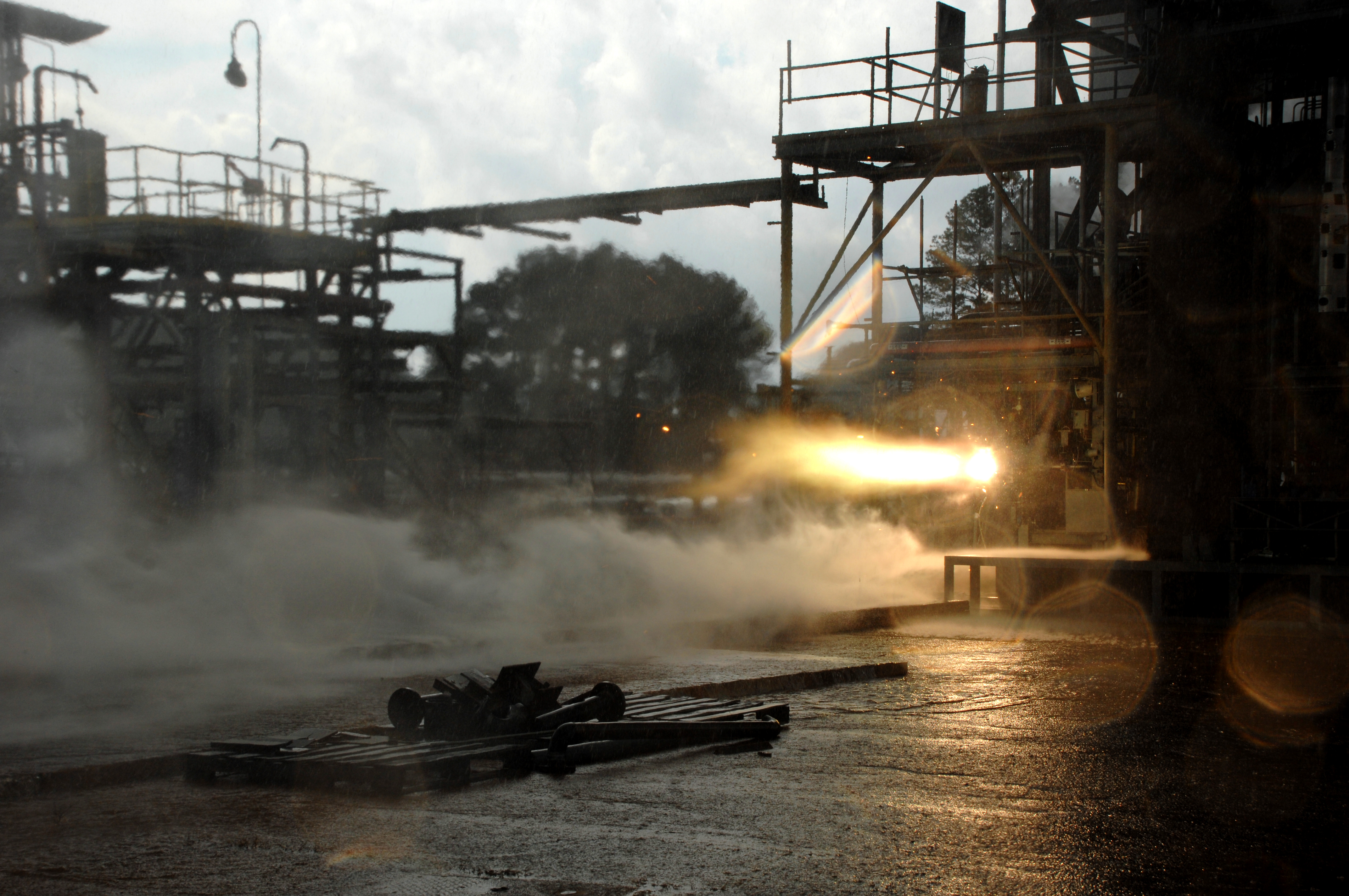 NASA test-fires 3D printed rocket parts: low cost, high power innovation | Ars Technica