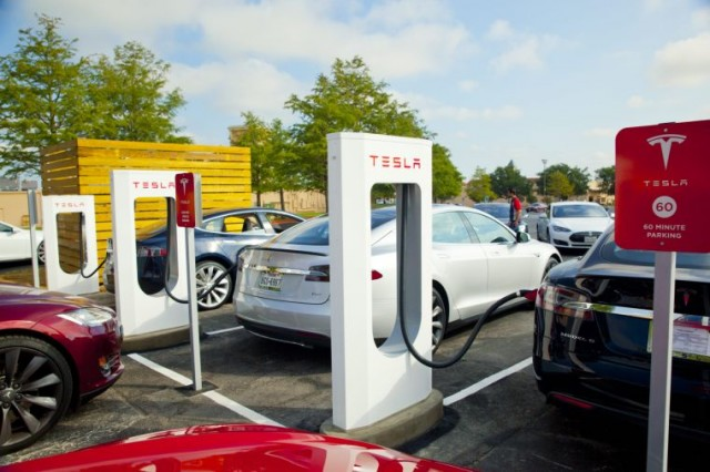Tesla Sets Its Sights On Texas With More Supercharger