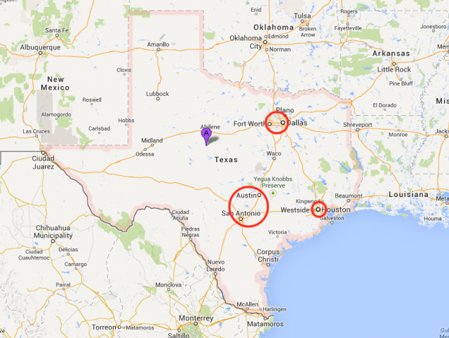 Tesla sets its sights on texas with more supercharger for Dale s motor co san antonio tx