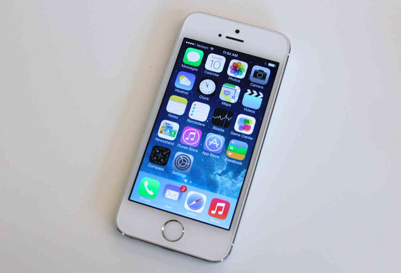 The iPhone 5S is the first Apple device to use the M7, but it almost certainly won't be the last.