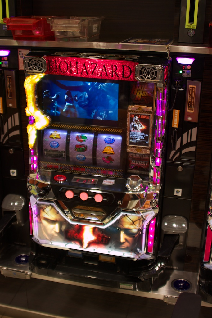 Are there any coin slots in reno