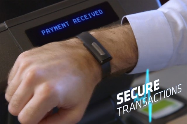 Futuristic bracelet uses heartbeats as a password—but is ...