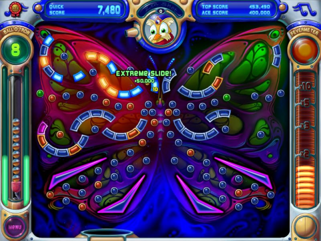 Take two games of <i>Peggle</i> and call me in the morning.
