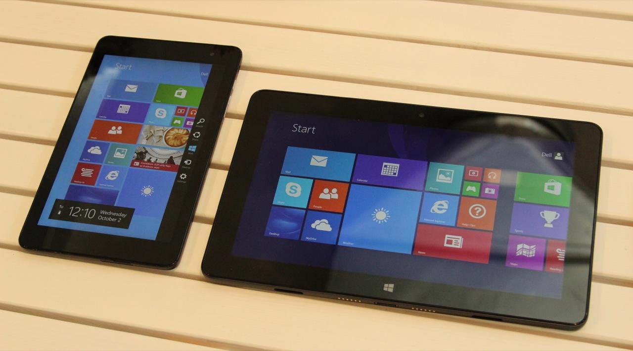 1080p Windows 8.1 Tablet Running Windows 8.1