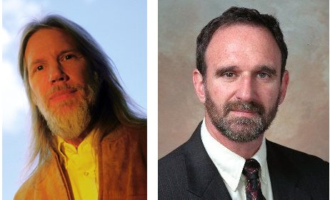 Whitfield Diffie and Martin Hellman.