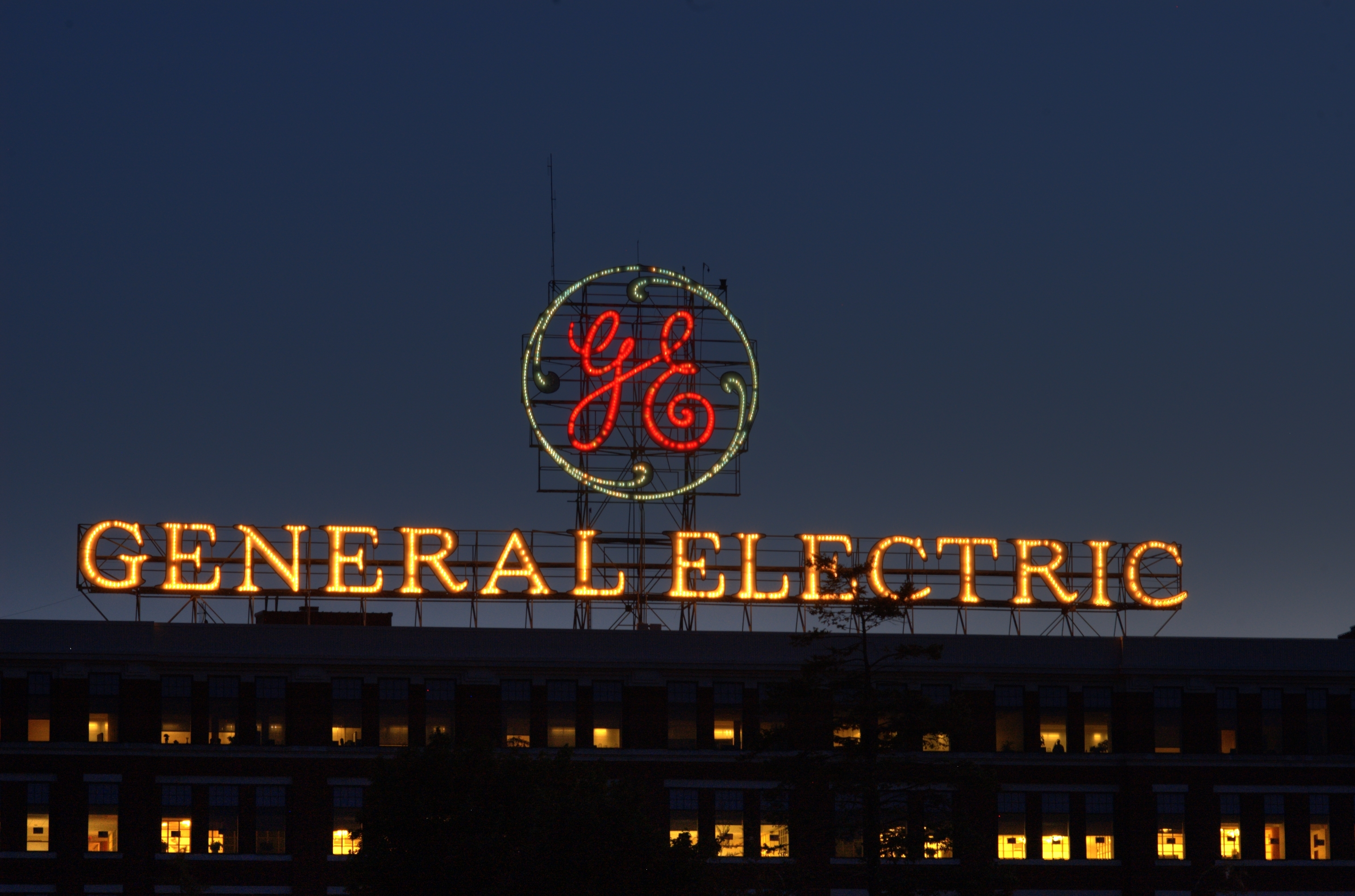 General Electric's Schenectady, NY headquarters.