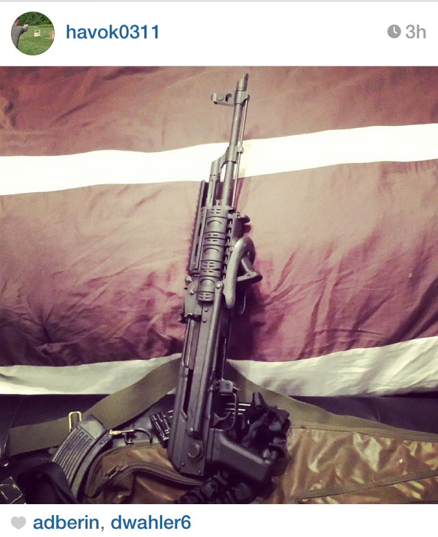 Why #foodorgasm is banned on Instagram, but #gunforsale is not