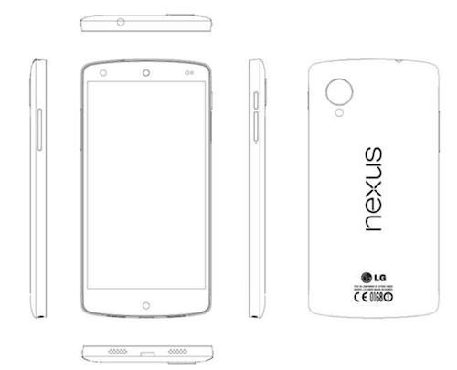 Service manual leaks for new Nexus phone, LG's lawyers vouch for it