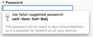 Safari on Mac.