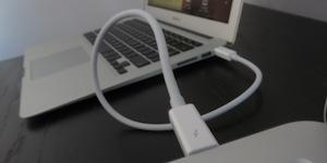 Bild zu «OS X Mavericks erlaubt Thunderbolt-Netzwerke»