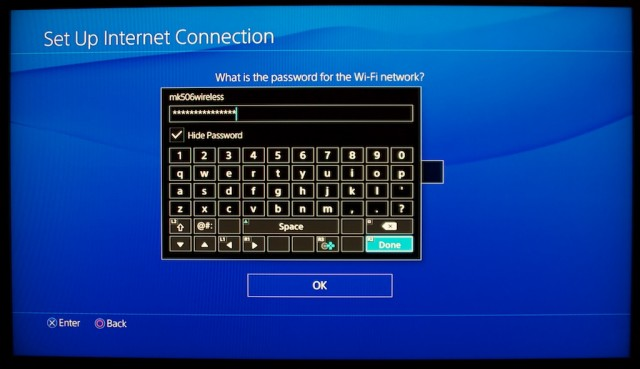 If you're the type who gets excited by on-screen keyboards redesigns, the PS4 is for you!