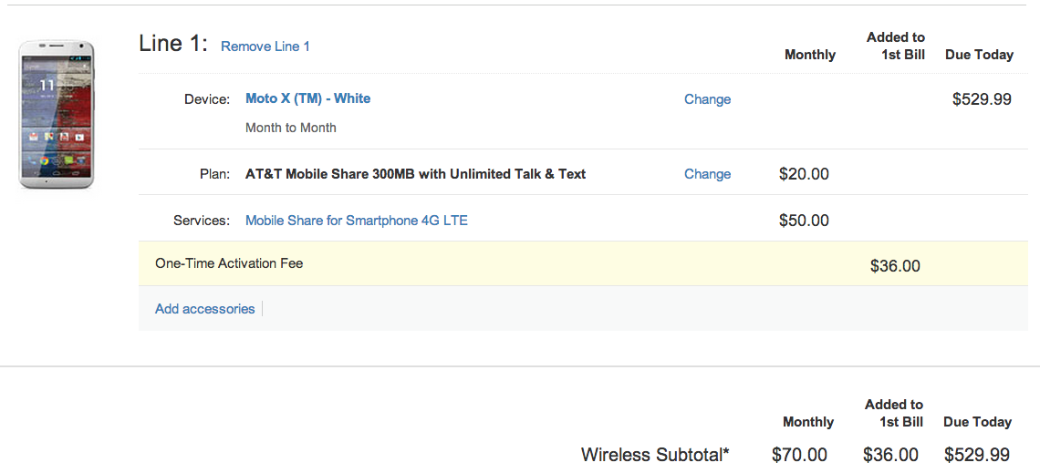 AT&T gives $15-per-month discounts to off-contract ...