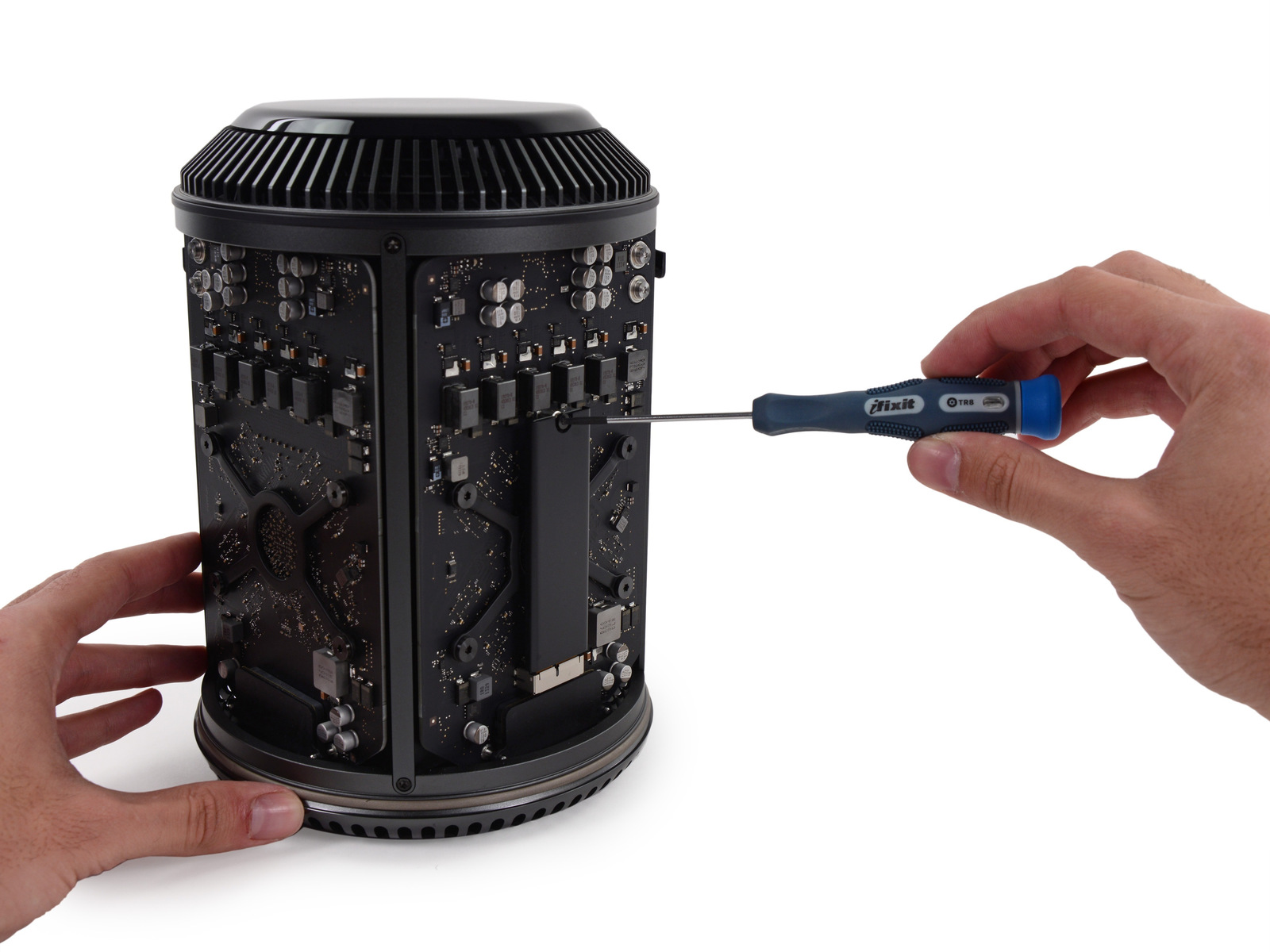 Ifixit Tears The 2013 Mac Pro Asunder Finds An Actually