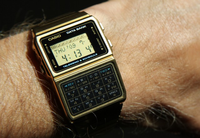 Not the Pebble Steel—stay with us...