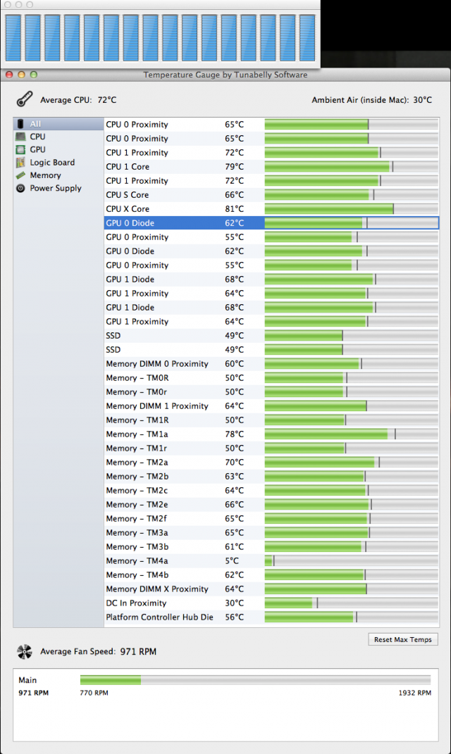 The temps aren't likely to change much from that for much longer CPU-based renders.