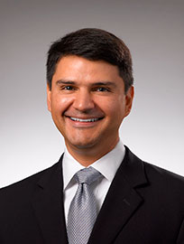 President and CEO of the Wi-Fi Alliance Edgar Figueroa.