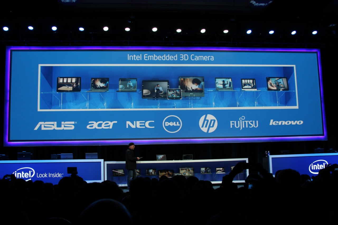 Intel's partner relationships should help the RealSense 3D camera's adoption.