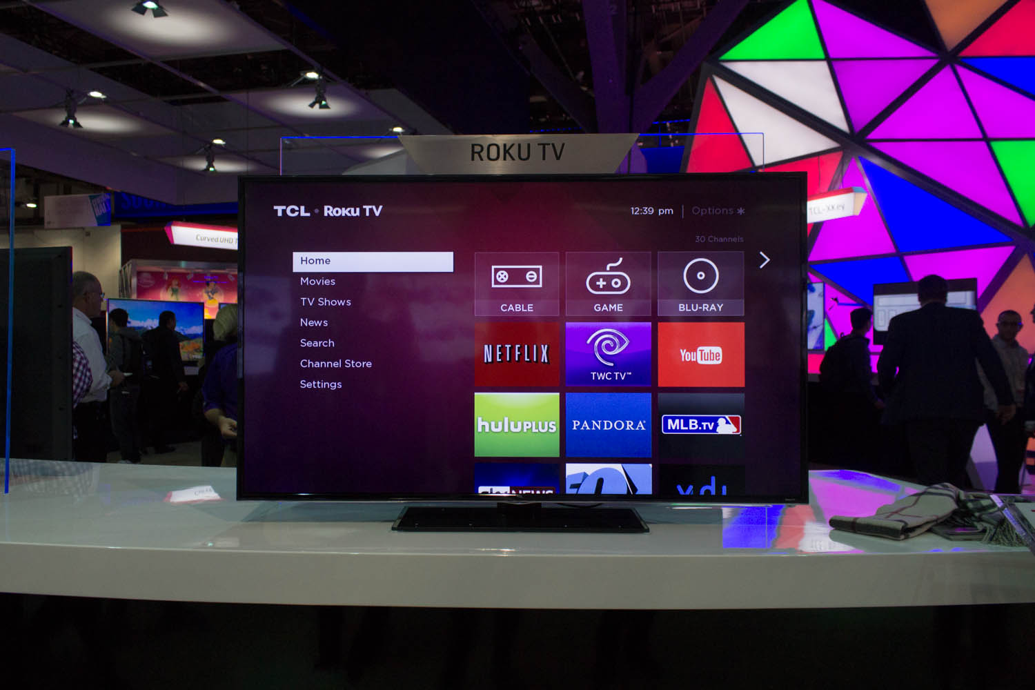 The Roku TV is easy. Almost... too easy.