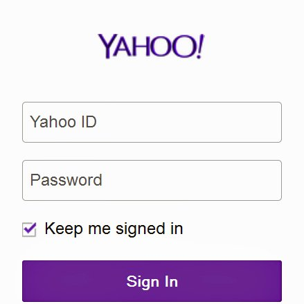 Mass hack attack on Yahoo Mail accounts prompts password ...