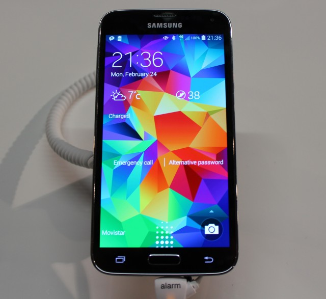 Android Tips Samsung Galaxy S5 The Rule Breaker