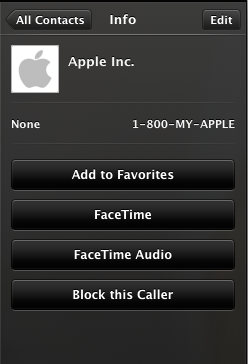 OS X 10.9.2 adds FaceTime Audio to OS X.