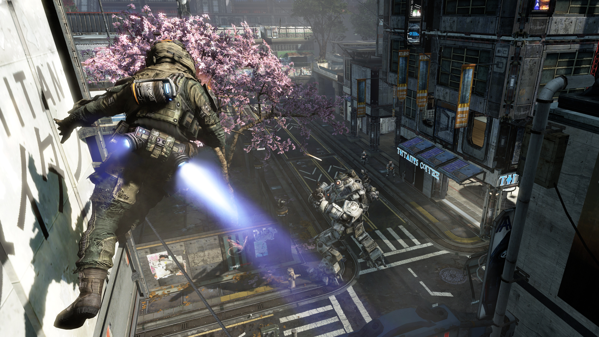 <em>Titanfall</em> may not have propelled the Xbox One into a sales lead, but it undoubtedly sold a lot of systems.