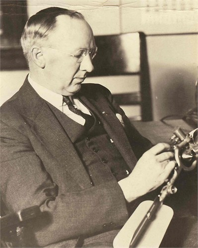 Hannibal Ford, in an undated photo.