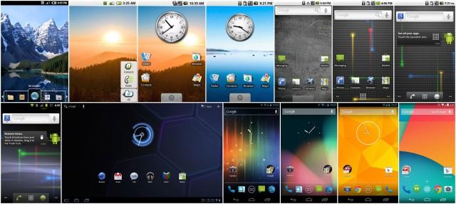 Bild zu «Die Geschichte von Android»