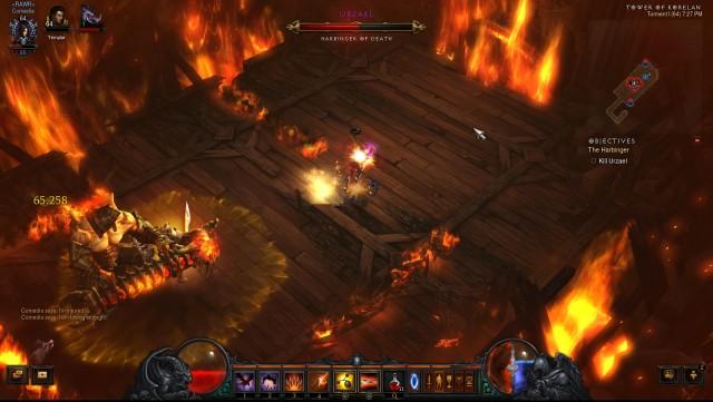 Blizzard's<em>Diablo III:</em><em>Reaper of Souls.</em>