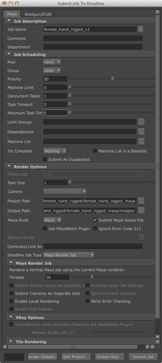This is another one of the better features of Deadline that isn't always offered by the alternatives.<br />