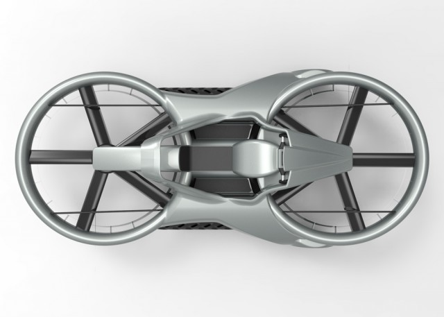 The production Aero-X, available in 2017, should look something like this.