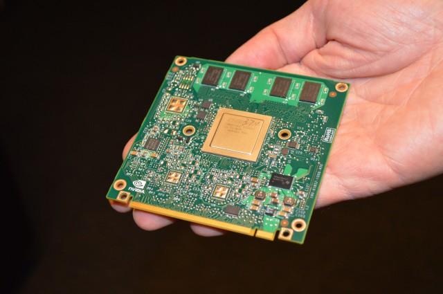 Nvidia's Visual Computing Module.